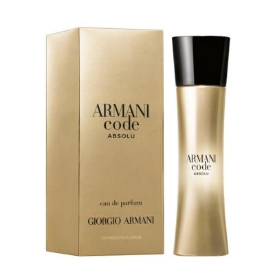 Armani Code Absolu Femme Giorgio Armani for women-ادوپرفیوم آرمانی کد ابسولو زنانه