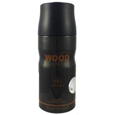 Wood Black Spray-اسپری وود مشکی