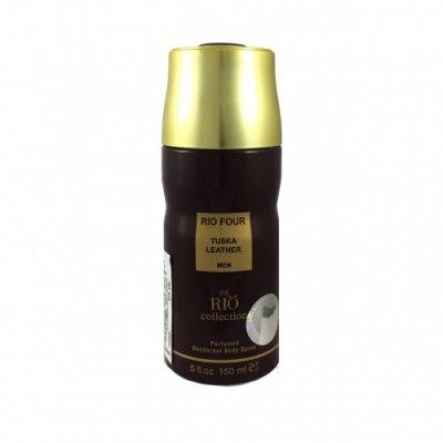 Rio For Tuska Leather  Spray-اسپری ریو فور توسکا لیدر (تام فورد توسکان لیدر)