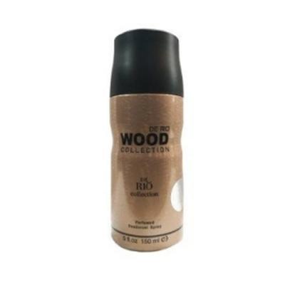 Wood  Brown Spray-اسپری وود قهوه ای
