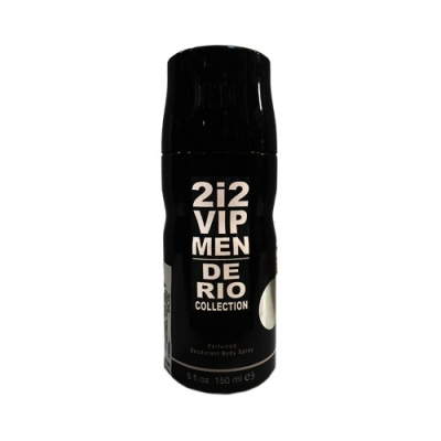 2i2 Vip Men Spray-اسپري 212 وی آی پی مردانه