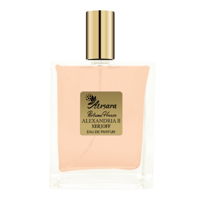 Alexandria II Xerjoff  Atrsara Perfume House EDP-الکساندریا 2 زرجف عطرسرا پرفیوم هاوس ادوپرفیوم